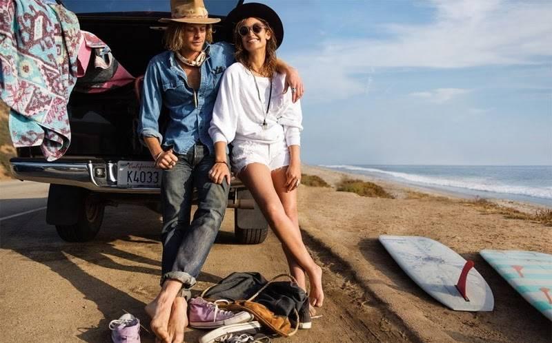 Одежда Levi's — залог стильного лука, комфорта и функциональности
